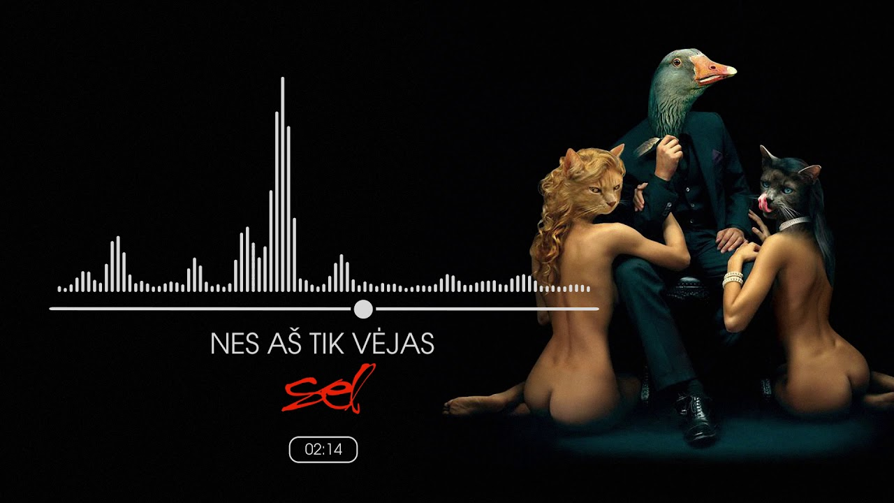 SEL - Nes Aš Tik Vėjas (Official Audio)
