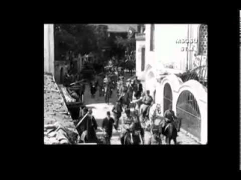 Sultan II Abdulhamid'in Cenaze Merasimi