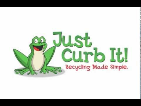 Just Curb It Frog
