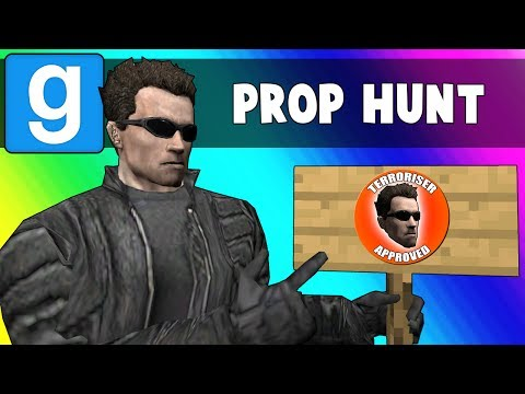 Thumbnail: Gmod Prop Hunt Funny Moments - Embracing Terroriser Spots (Garry's Mod)