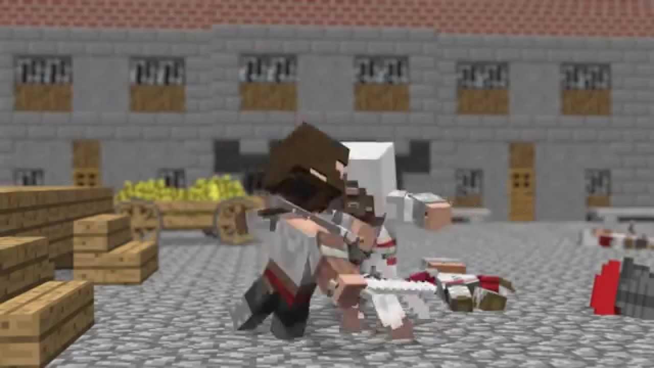 Играть в Minecraft онлайн бесплатно по сети