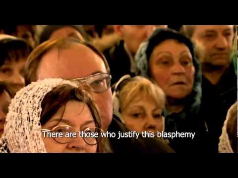 Pussy Riot: A Punk Prayer trailer