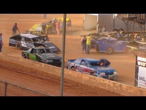 Friendship Motor Speedway(Pure Stock 4's) 7-12-19