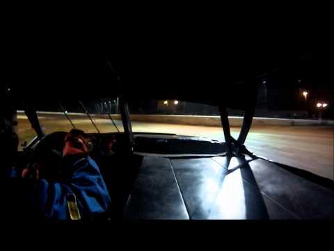 Mark Doe Run Raceway Ministock Feature Win 6-14-13