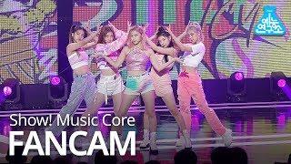 예능연구소 직캠 ITZY ICY 있지 ICY Show Music Core 20190824
