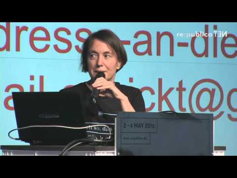 re:publica 2016 – Techniktagebuch Live Let's Play on YouTube