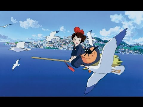 Kiki's Delivery Service - On A Clear Day