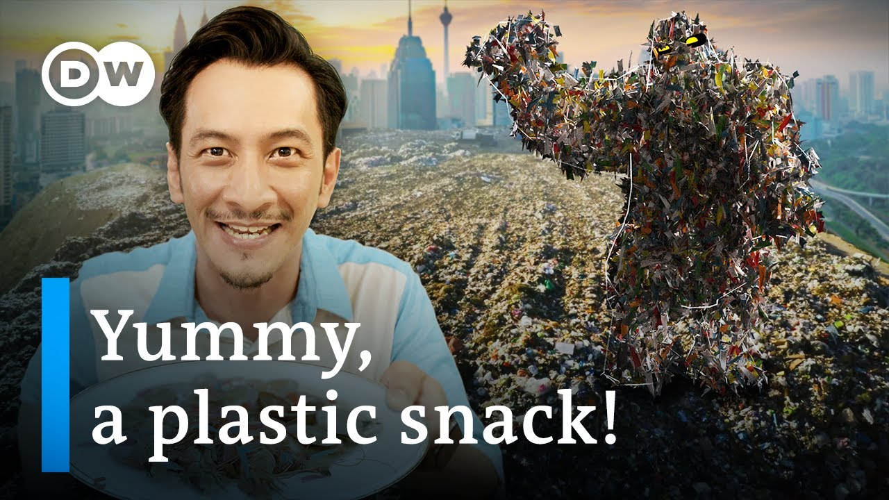 How to avoid microplastics in your food / UNSEEN (2/5)   DW Documentary