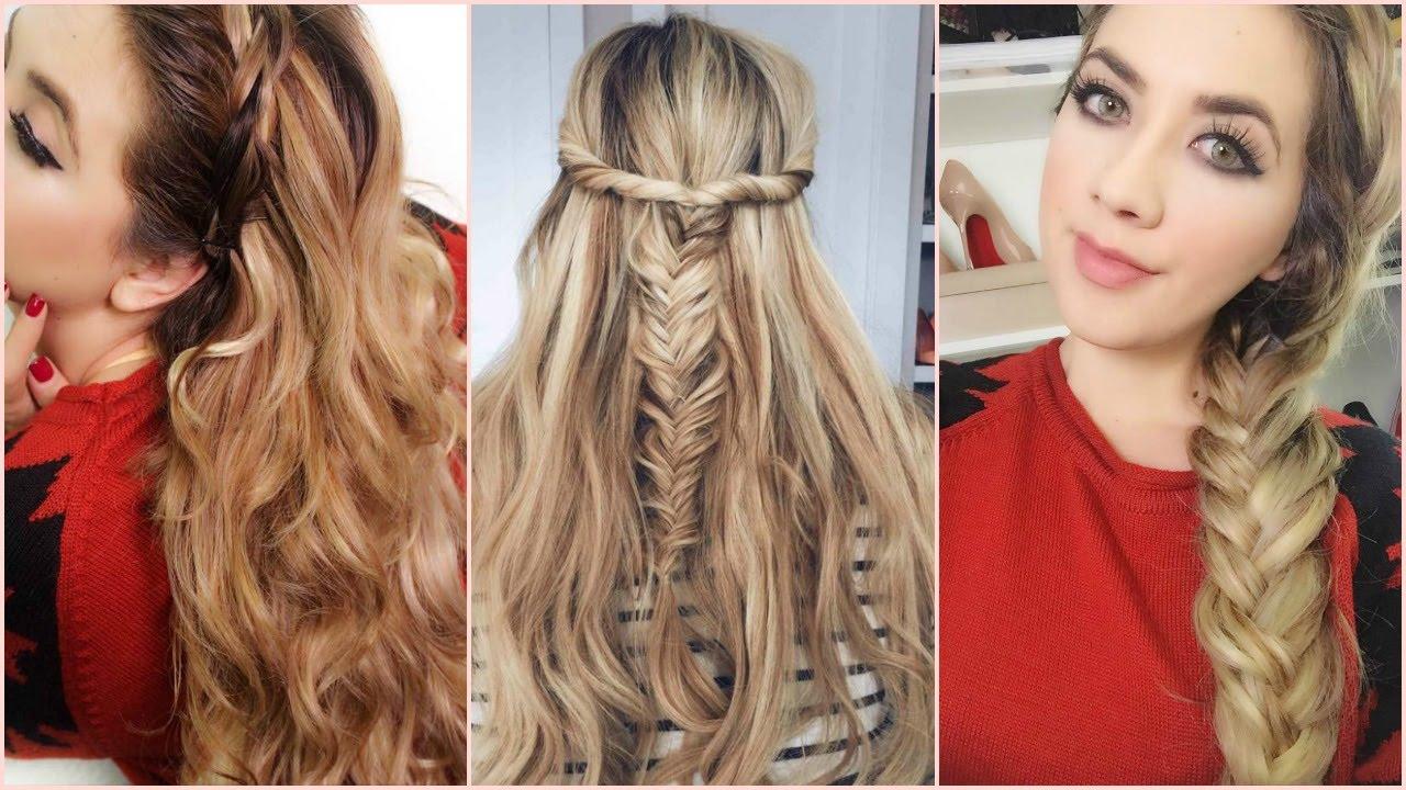 Lindo y sin esfuerzo peinados navidad Fotos de ideas de color de pelo - Mejor De Fotos De Peinados Para Navidad   Las Mejores ...