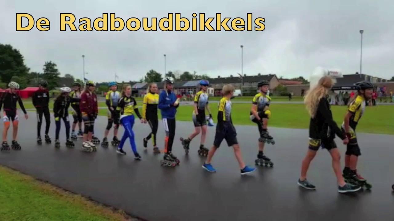 6e27aa33d22 Ploeg Presentatie Radboud Inline-Skating - Radboud TV - YouTube