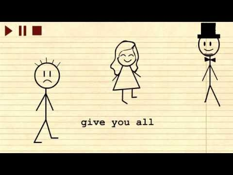 When I was your Man  Bruno Mars Animation