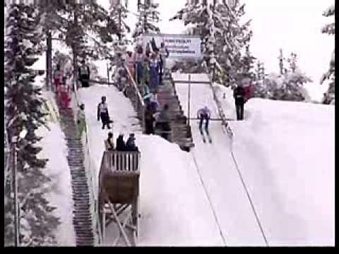 Matti Nykänen - najlepszy skoczek w historii