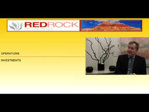 Part 1 - Red Rock Resources: Andrew Bell going for gold!