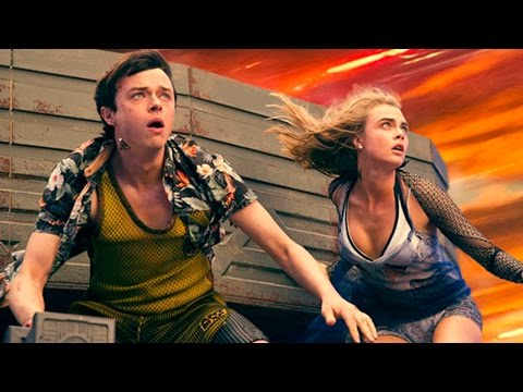 First Images for Luc Besson's VALERIAN