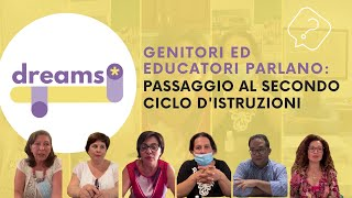 DREAMS Project | Teachers and Parents speak about the transition to Secondary School