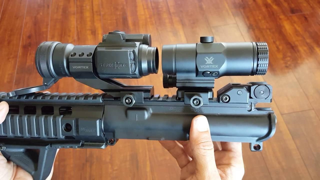 Vortex 3x Magnifier Youtube