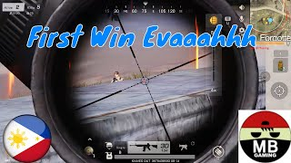 Knives Out PC | First Gamplay Evah | Win
