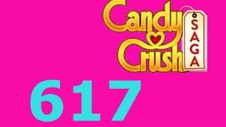 Candy Crush Saga Level 617 Livello 617