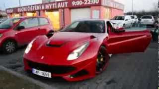 Novitec Ferrari F12 Berlinetta N LARGO 2014 Videos