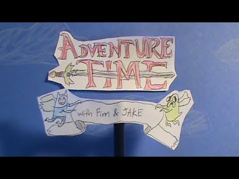 Live Action Adventure Time Intro