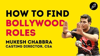 Finding the Right Actors is always a challenge - Mukesh Chabbra, Director & Casting Director