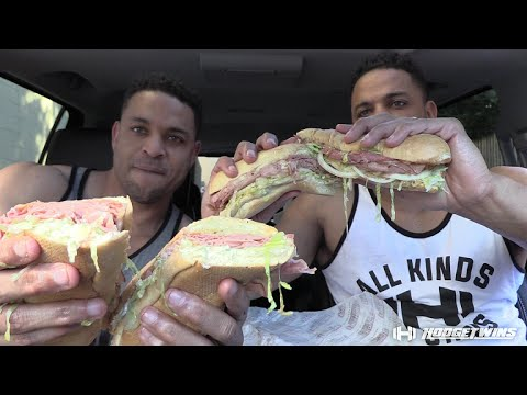 Fireshouse Subs    Search Of The Best Sandwich Ever    @hodgetwins
