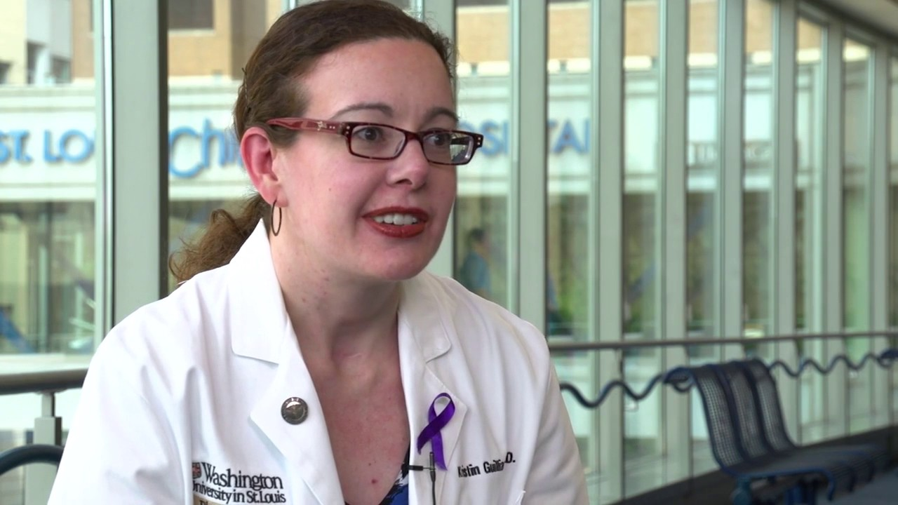 Dr  Kristin Guilliams, Pediatric Neurologist, St  Louis Children's Hospital