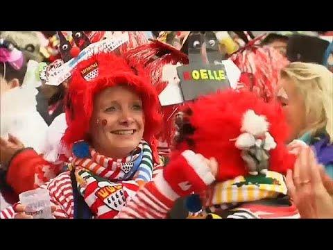 À Cologne, c'est l'heure du Carnaval