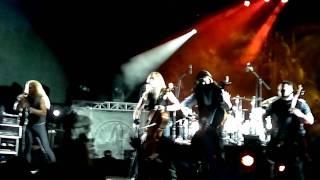 Apocalyptica - end of me (Sychrov 2011)