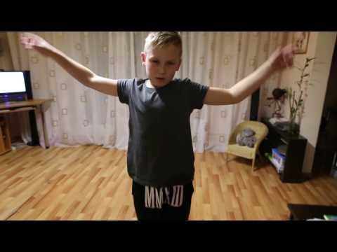 Кастинг танцы на ТНТ - дети, Зомби Седов Евгений г. Новокузнецк