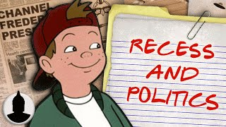 Recess Ideologies!? - Politics on the Playground - Cartoon Conspiracy (Ep. 115)