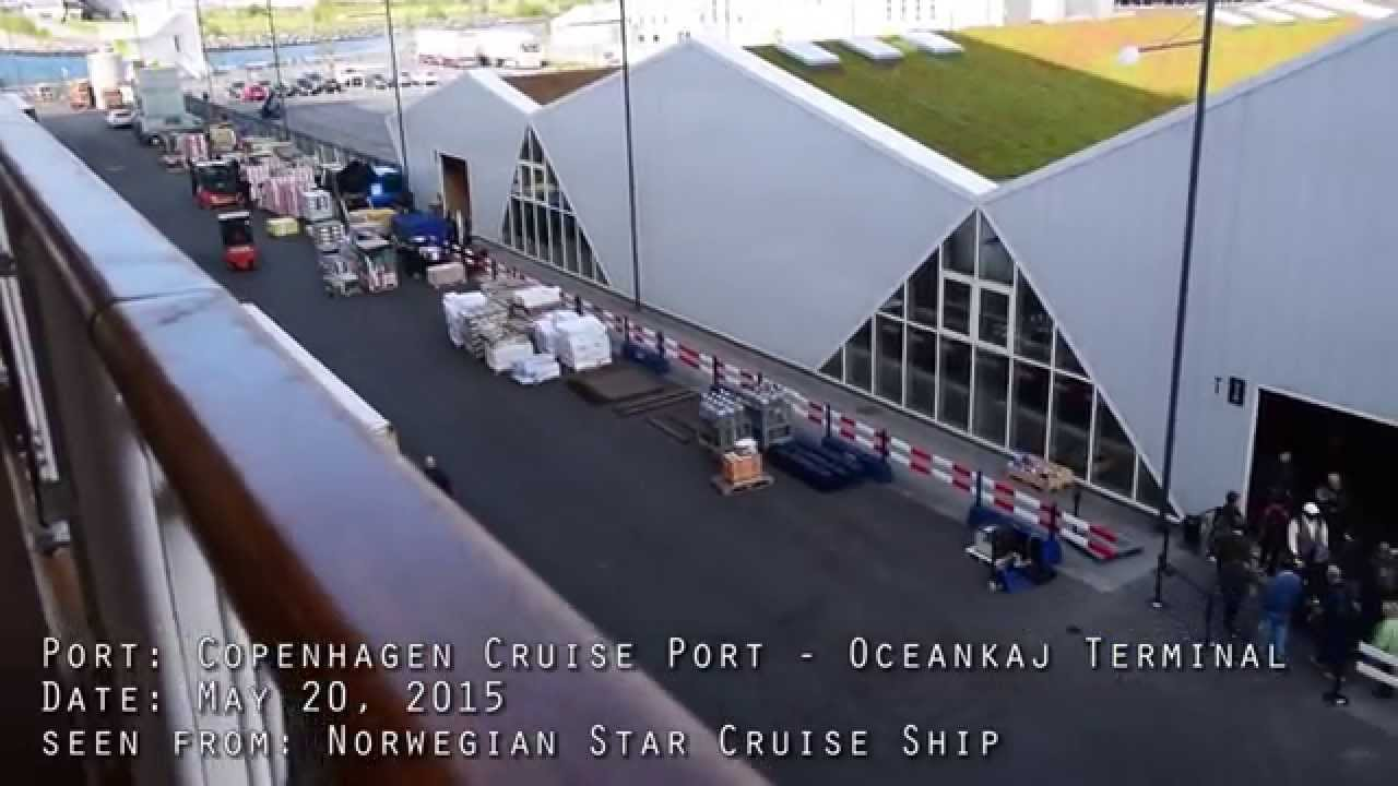 Copenhagen Cruise Port Oceankaj Terminal YouTube - Cruise ship copenhagen