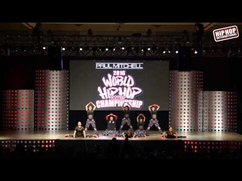 Non Stop Crew - Netherlands (Varsity Division) @ #HHI2016 World Prelims!!