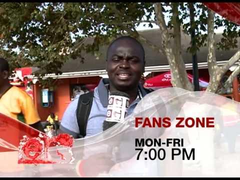 Fans Zone on e.tv Ghana