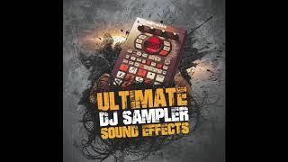 ULTIMATE DJ SAMPLER SOUND EFFECTS (horn , alarm , gun , impact , laser , vocal , sfx, tools)