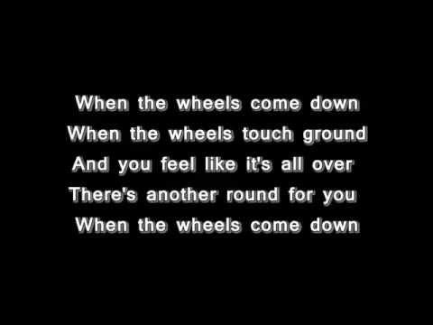 Foo Fighters - Wheels (acoustic) w./Lyrics