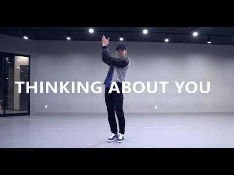 Thinking About You - Hardwell feat. Jay Sean / Choreography. AD LIB