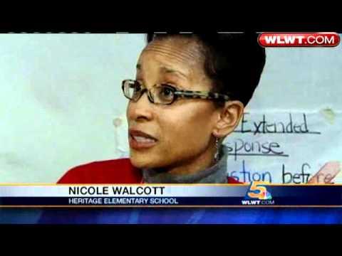 Teacher Of The Week: Nicole Walcott