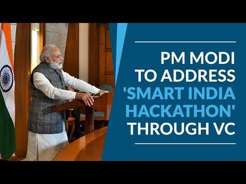 PM Narendra Modi to address 'Smart India Hackathon' through Video Conferencing