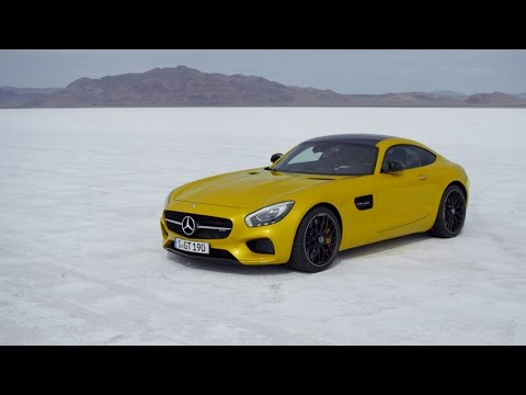 Mercedes-Benz TV: The new Mercedes-AMG GT - Trailer