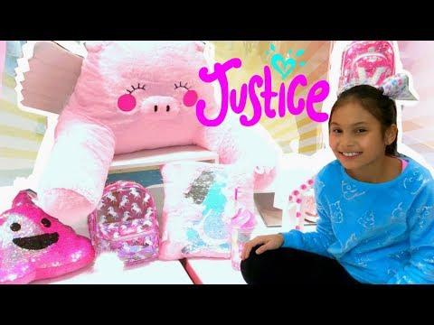 Justice haul 2018 Tiana Spending Her Birthday Money!
