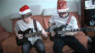 Happy New Year Metal Cover