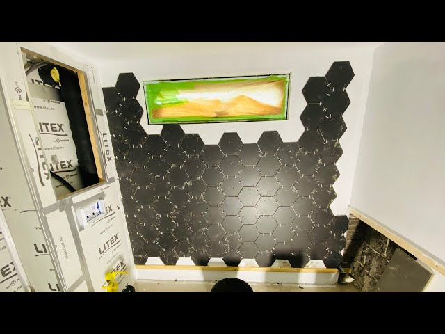 Tiles are up and Shining - VLog129