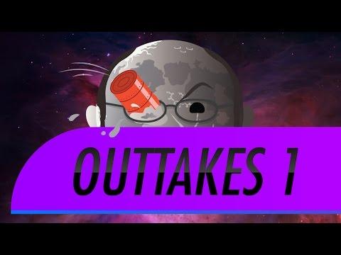 Outtakes #1: Crash Course Astronomy