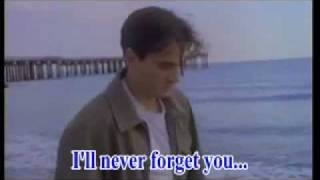 Watch Tommy Page Ill Never Forget You video