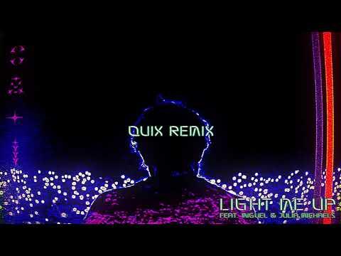 RL Grime - Light Me Up ft. Miguel & Julia Michaels (Quix Remix) [Official Audio]