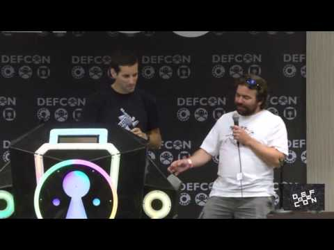 DEF CON 24 - Joe FitzPatrick, Joe Grand - 101 Ways to Brick your Hardware