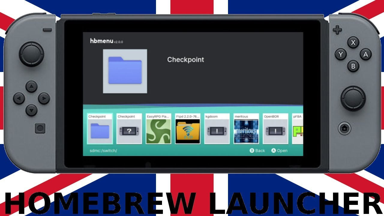Nintendo Switch: Installing the Homebrew Launcher Tutorial (3 0 0)  [English|HD]