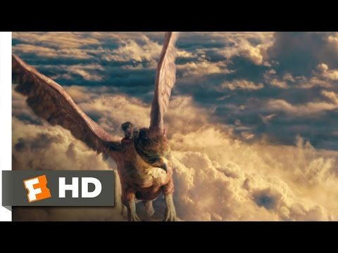 The Spiderwick Chronicles (4/9) Movie CLIP - The Griffin's Flight (2008) HD