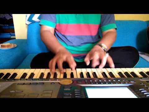 Cara memainkan Ritem Dangdut Koplo alat musik Keyboard
